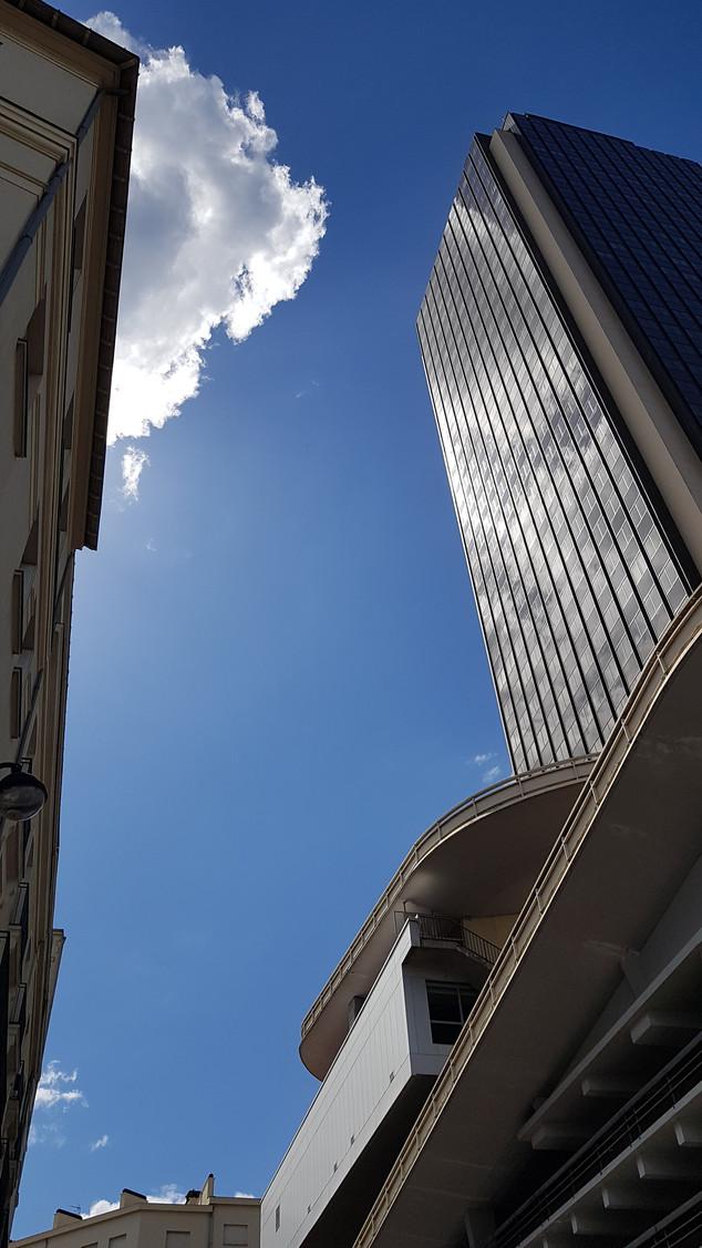 Rennes - alt und neu