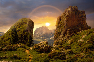 Col Raiser Dolomiten