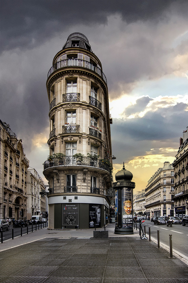 Paris - irgendwo