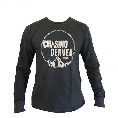 Long Sleeve Cotton T - Full Front