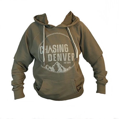 Double String Lightweight Hoodie