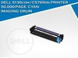 Dell 5130 Cyan Imaging Drum for 5130cdn and C5765dn Color Laser Printer