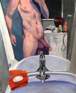 Bathroom Portrait Painting (2).jp