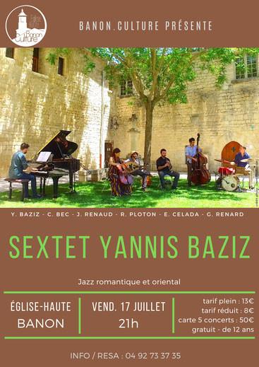 Yannis Baziz