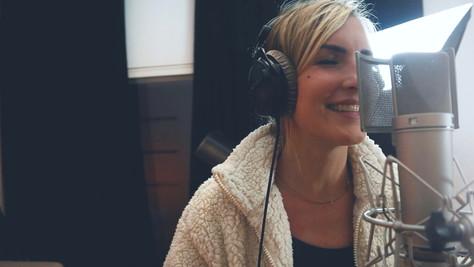 Enregistrement Album de Caroline Mayer