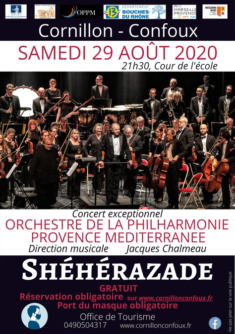 Orchestre de la Philharmonie Provence Méditerranée