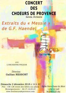 Choeurs de Provence