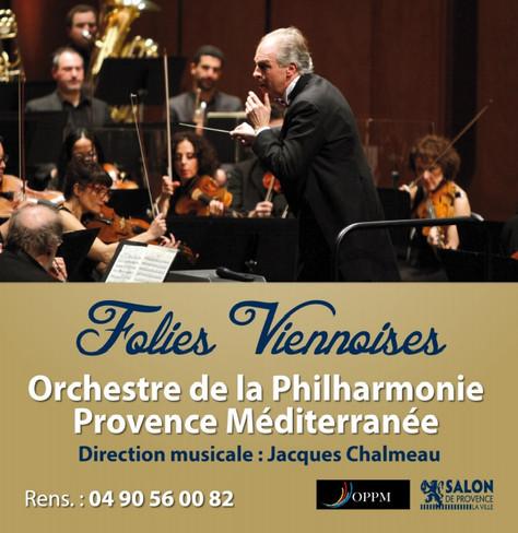Orchestre de la Philharmonie Provence Méditérranée