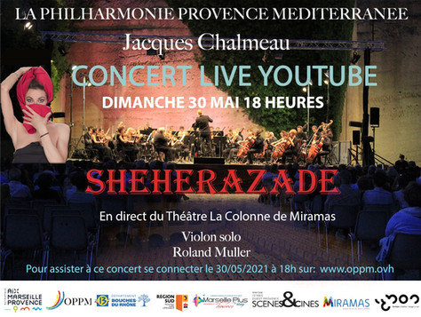 Concert Live Youtube OPPM