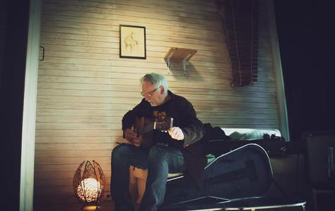 Enregistrement Album de Jean-Marc Tomaselli