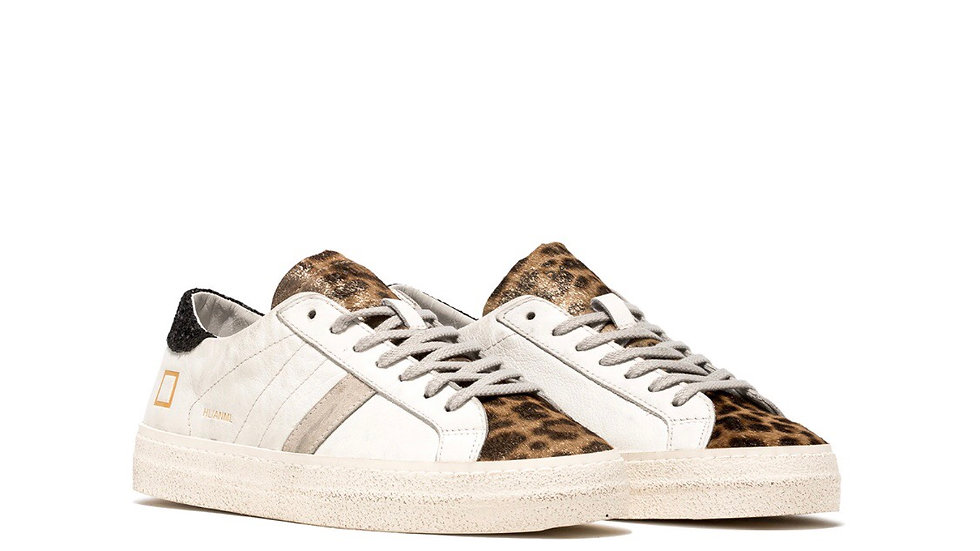 SNEAKERS DONNA D.A.T.E. HILL LOW PONY