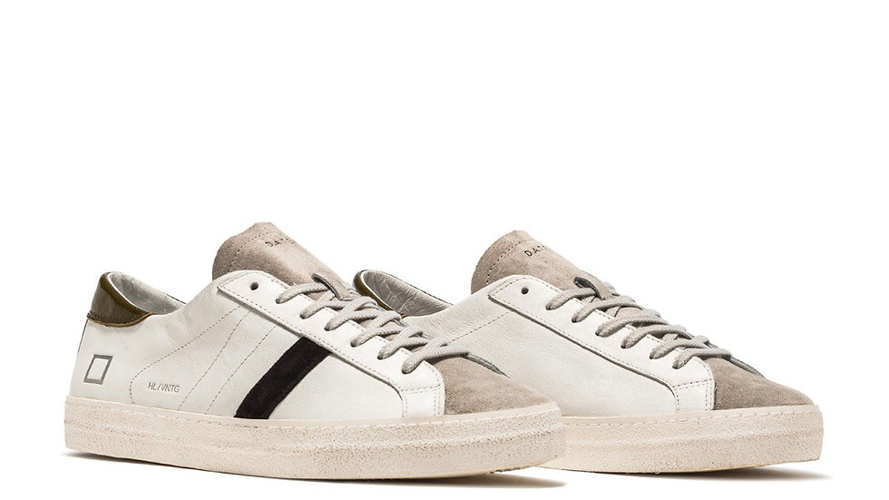 SNEAKERS UOMO D.A.T.E. HILL LOW VINTAGE