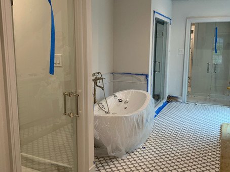 BEHIND THE SCENES: PINEY POINT REMODEL