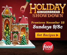 HOLIDAY GINGERBRED SHOWDOWN