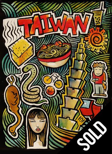 TAIWAN - 臺灣