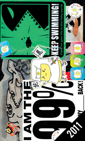 2011 TRAVEL SKETCHBOOK