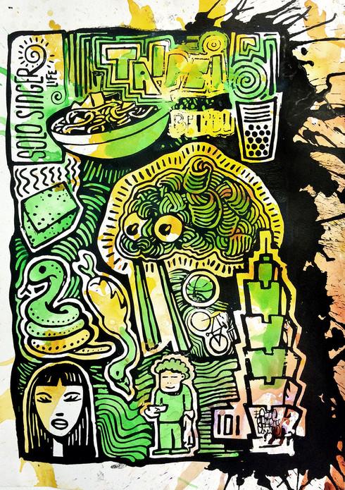 TAIPEI CITY - GREEN