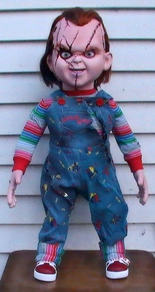 Seed Of Chucky - Chucky Doll - Made By Using The Actual Screen Used Molds
