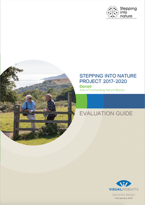 A toolkit for project evaluation Stepping into Nature (2017-2020)