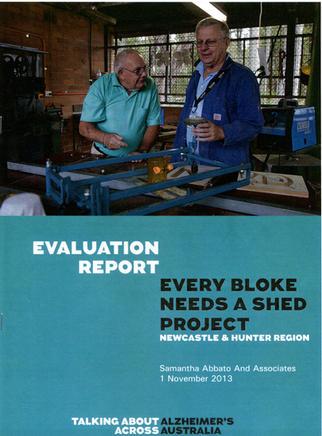 Every bloke needs a shed manual (2013-2014)