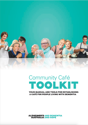 Community Cafe Toolkit (2014-2015)