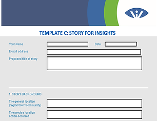 VIP Template - Story for insights-fillab
