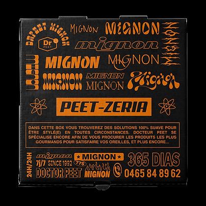 PEET-ZERIA BOX
