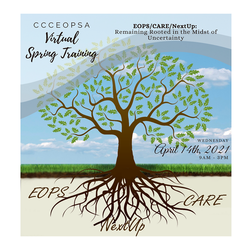 EOPS/CARE/NextUp: Remaining Rooted in the Midst of Uncertainty