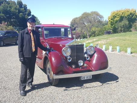 Travels to a wedding in Tasman!