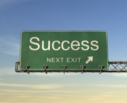 Success, Next Exit!