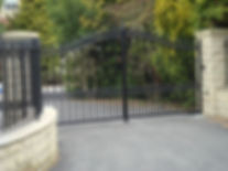 Electric gate installers bradford