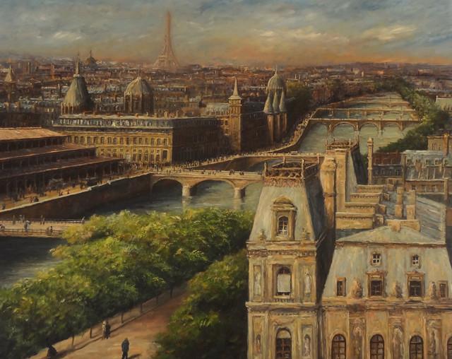 PARIS - les 7 ponts