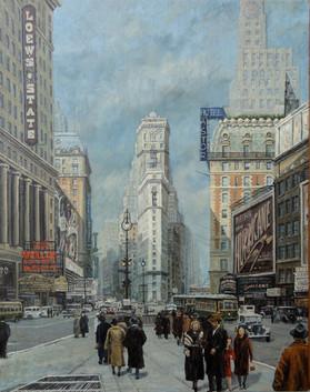 Time Square 1937