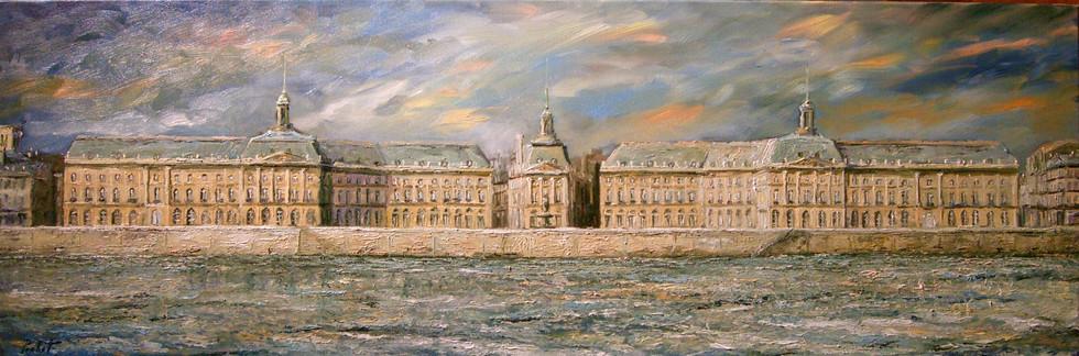 La Bourse de Bordeaux