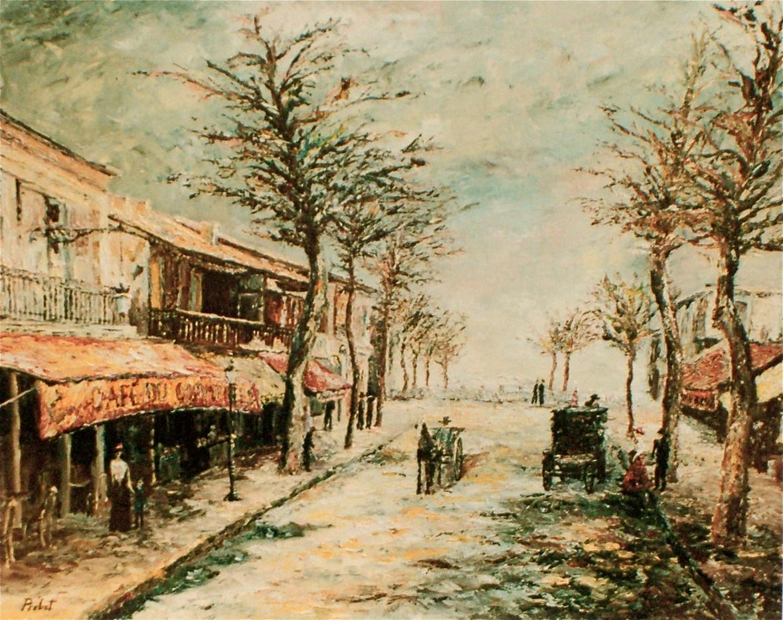 Arcachon - La Rue du Commerce