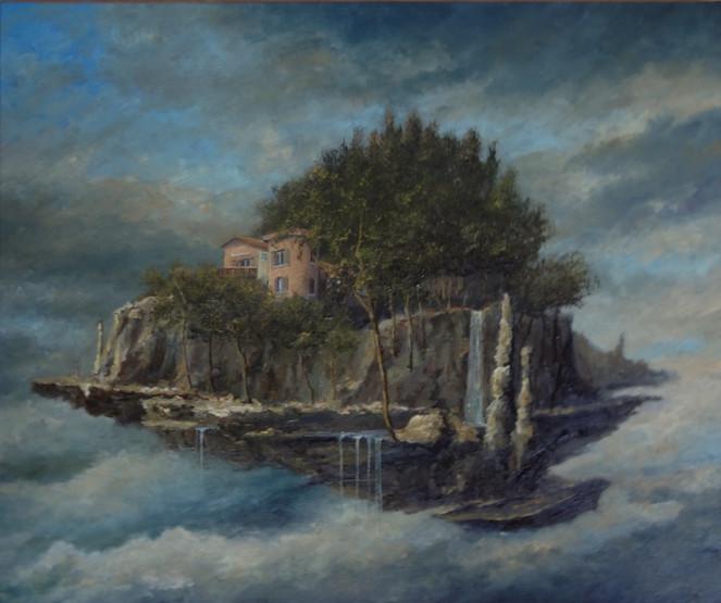 Maison sur l'Isle