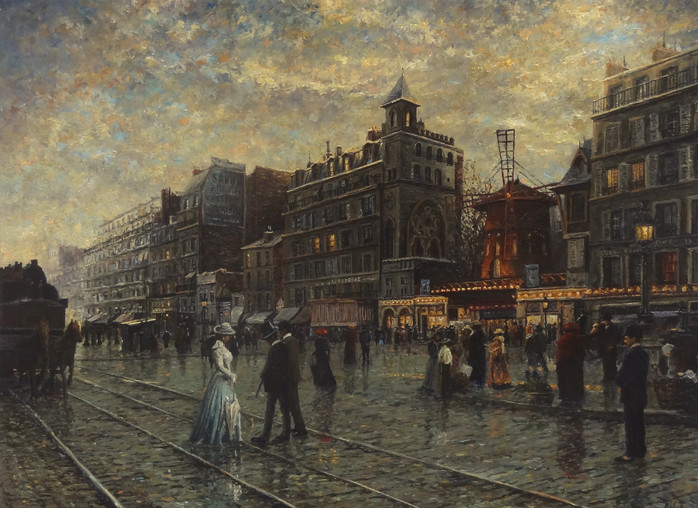 Pigalle 1900