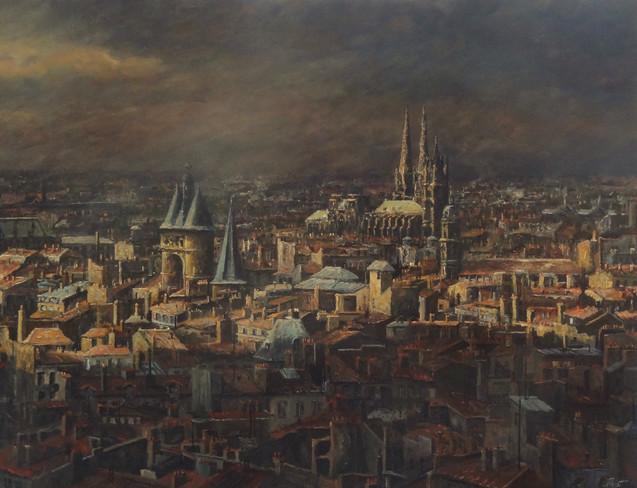 Les toits de Bordeaux