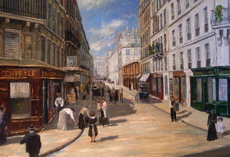Rue Abbé Gregoire 6ième