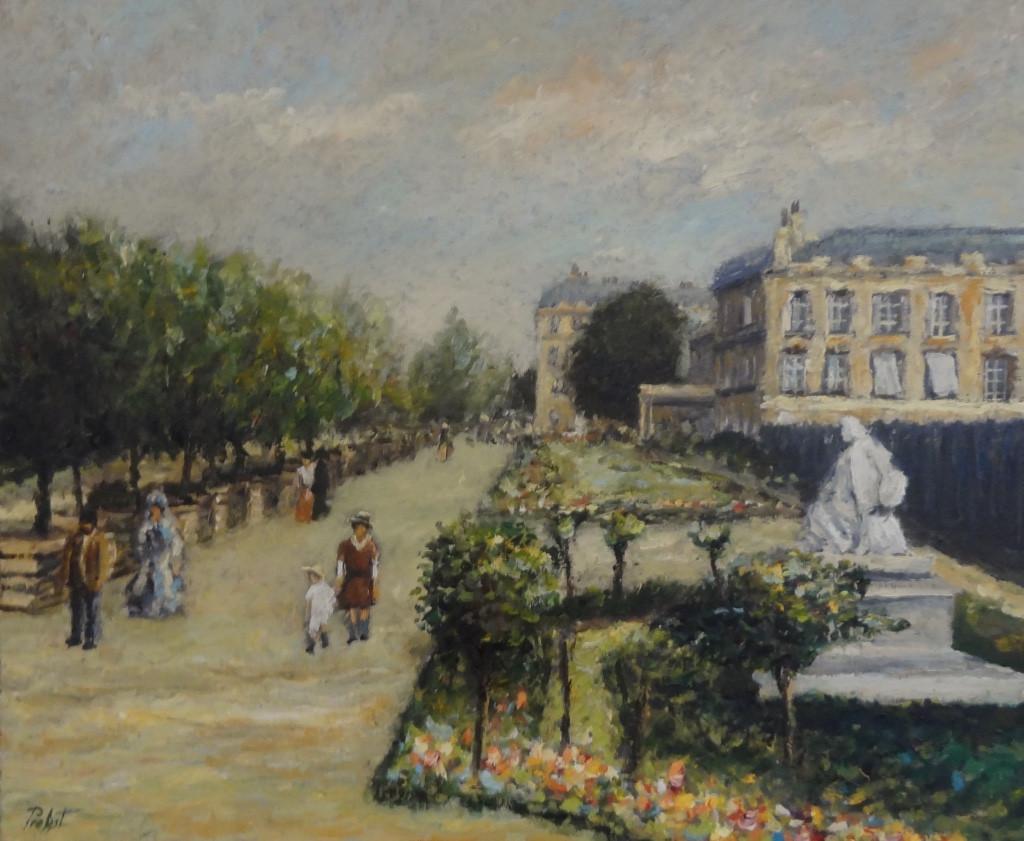 Au Jardin Public