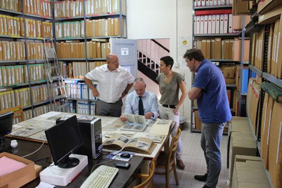 Gibraltar Archives