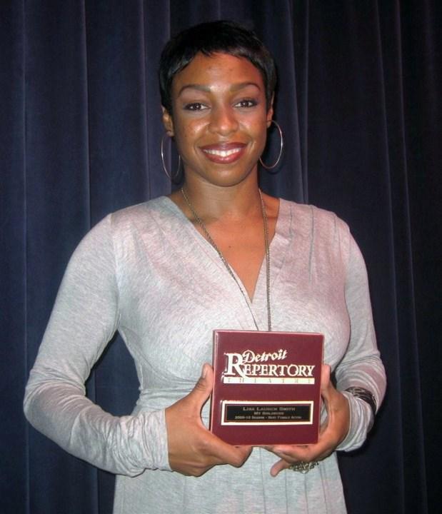 Detroit Rep Award