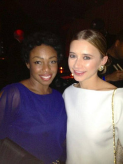 Film Premiere Afterparty Castmate Olesya