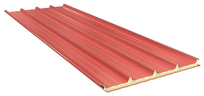 płyta warstwowa dachowa