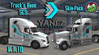 Skins Base YAÑEZ