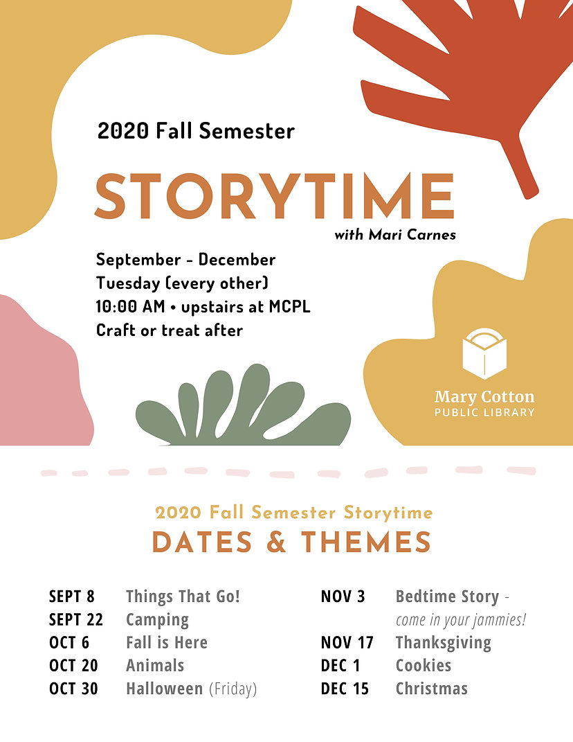MCPL_Fall2020_StorytimeSchedule_poster.j