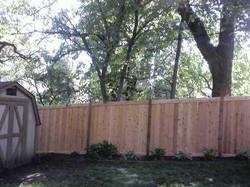 Good Neighbor Fencing Wood Fence