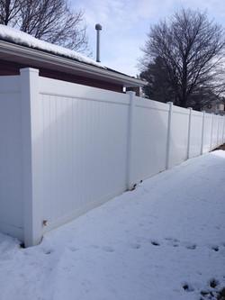 Good Neighbor Fencing PVC Newton
