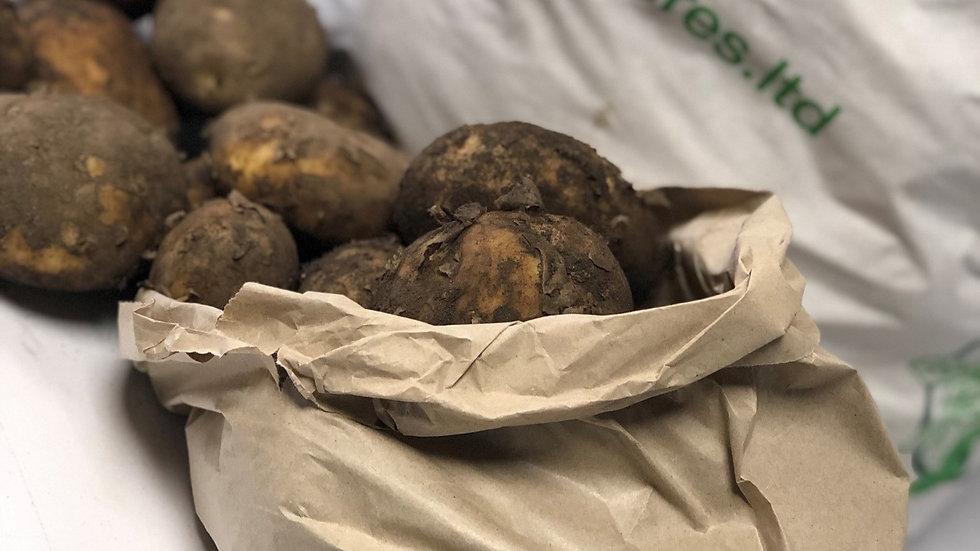 Cheshire Potatoes
