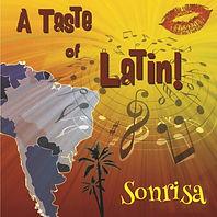 A Taste of Latin album cover
